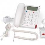 Medical alert telephone